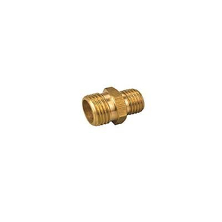 Male Straight Nipple With Hexagon Brass Pipe Nipple