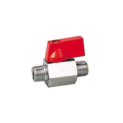 Brass Mini Ball Valve For Water Gas