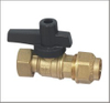 South America,Latin America Popular Model Suit For Water,Gas Brass Water Valve
