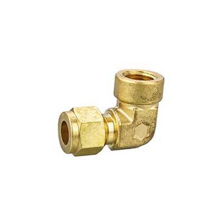 90deg Elbow Female Pneumatic Compression Connector